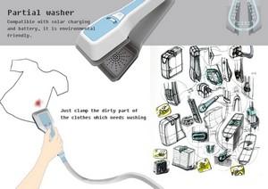 Partial Washer – локальное устранение пятен