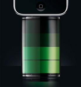 The Icon Battery Pack для iPhone