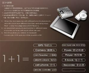 Мобильный телефон «1+1»