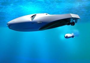 U-101 Undersea Yacht – надводно-подводная яхта