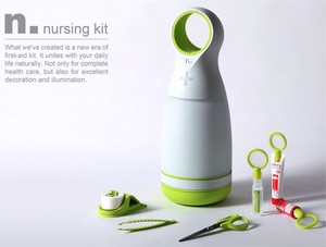 The N. Nursing Kit – современная аптечка