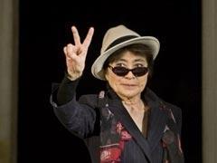 Йоко Оно получит «Золотого льва»