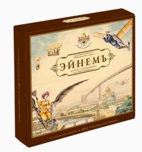 Москва будущего на шоколаде