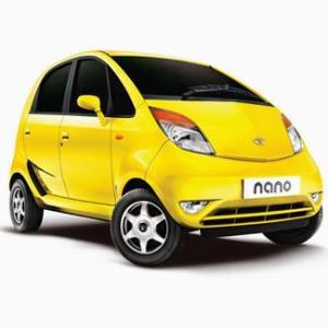 Tata - самый дешевый автомобиль