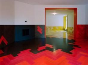 Комнаты, дышашие яркими красками
