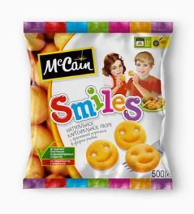 Улыбнитесь картофелю Smiles
