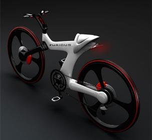 Реально спортивный велосипед