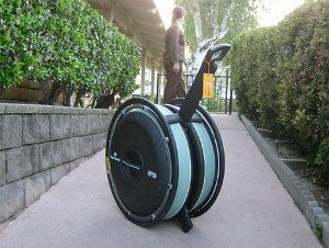 Чемодан-колесо
