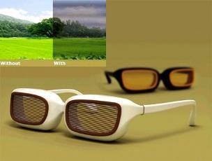 Очки в стиле «ретро»