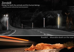 Дизайнеры против «roadkill»