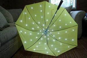 Зонтик со звездами