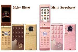 Шоколадная мобилка Sharp SH-04B