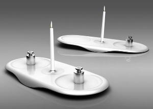 SeeSaw Dining Plate – тарелка жадным романтикам