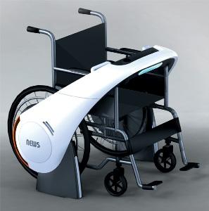 NEWS – новость в мире инвалидных колясок