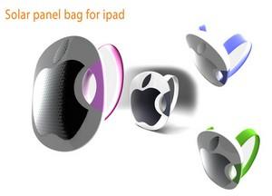 Солнечный рюкзак для «яблока»
