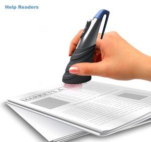 Help Readers – ручной сканер для чтения